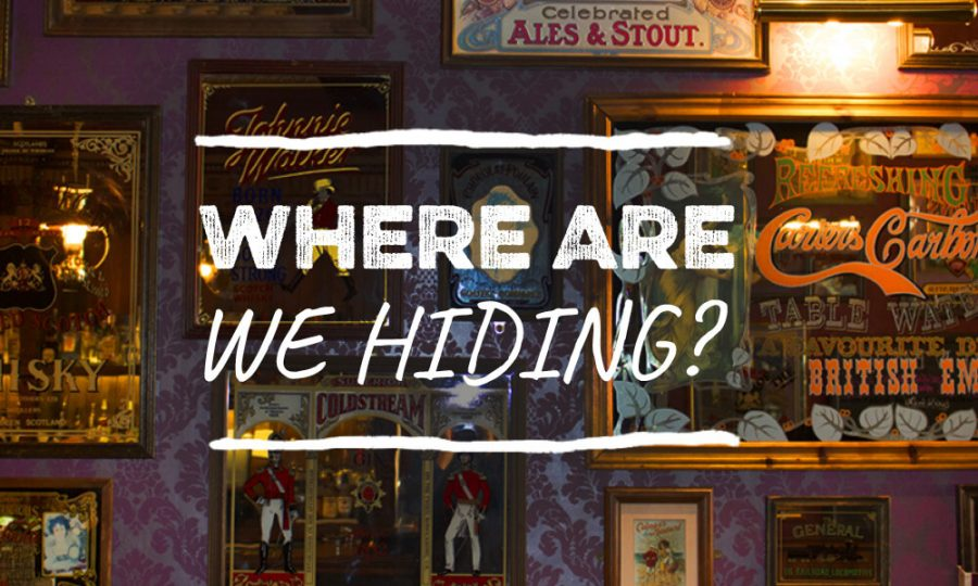 Image link reading 'Tour the old Town' for the Old Town Pub Co. Edinburgh venues map