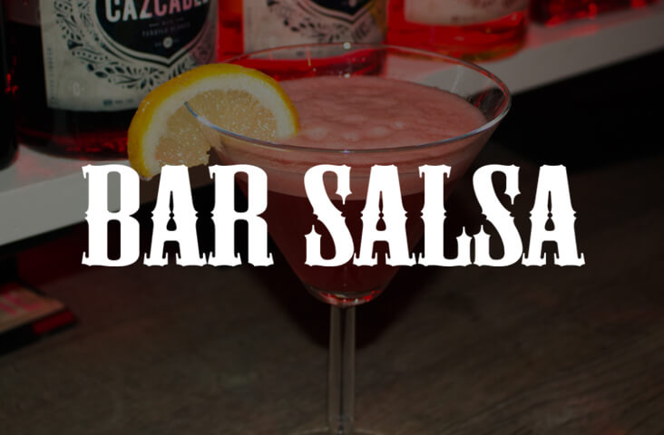 Logo for Bar Salsa Edinburgh